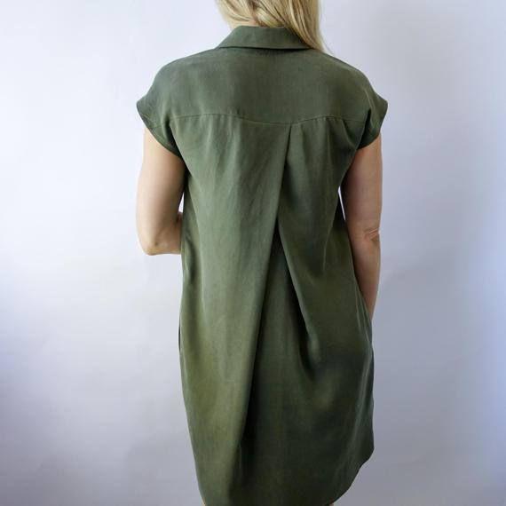 Style Arc Sewing Pattern  Autumn Dress  Sizes 16 18 20