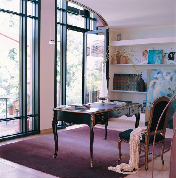 Desk BENEDIKT #SELVA #furniture #desk