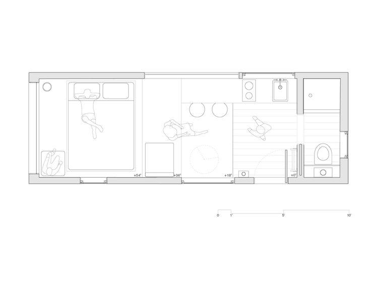 """Galería de Cabaña de escapada Nro. 3: """"La Clara"""" / Wyatt Komarin + Addison Godine + Rachel Moranis - 12"""