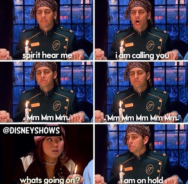 The Suite Life of Zack and Cody this episode scared me when I was little