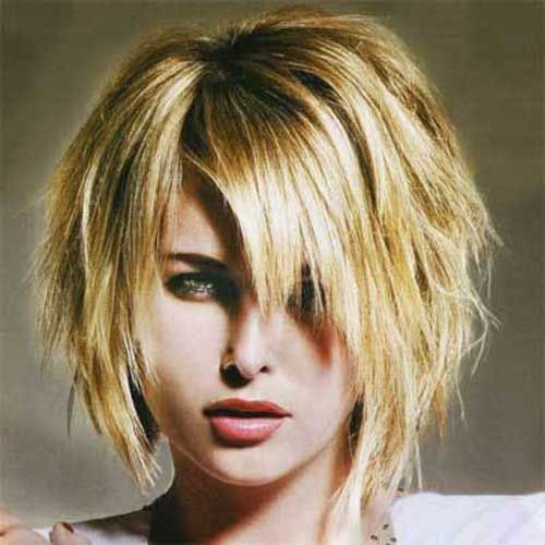 30 Short Shaggy Haircuts - Love this Hair