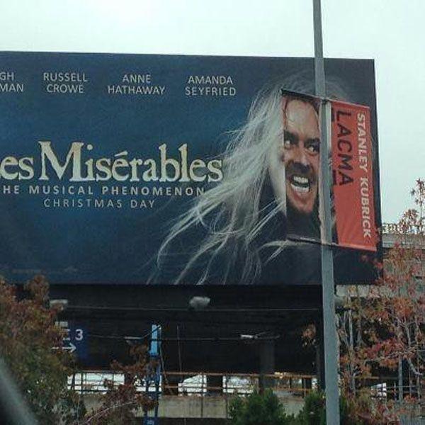 Les Miserable Perfect Angle Billboard