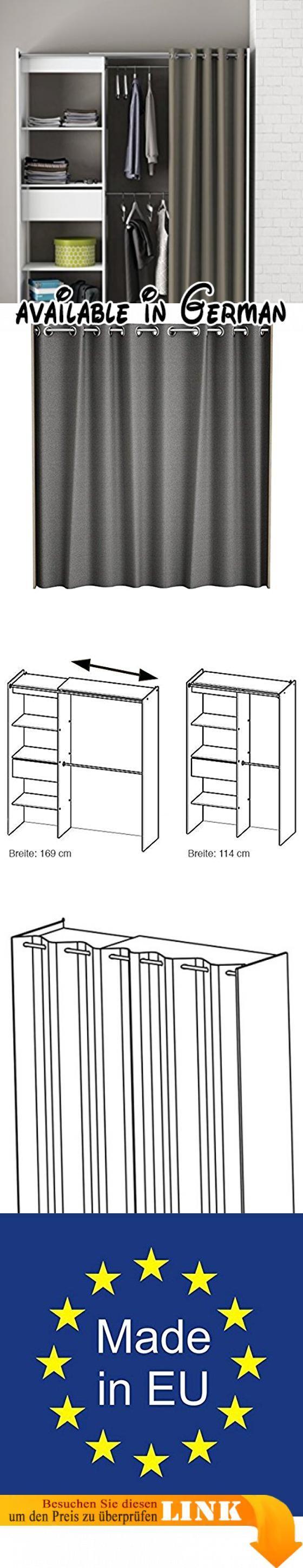 die besten 25 vorhang schrank ideen auf pinterest schrankt r vorh nge schrankt r alternative. Black Bedroom Furniture Sets. Home Design Ideas