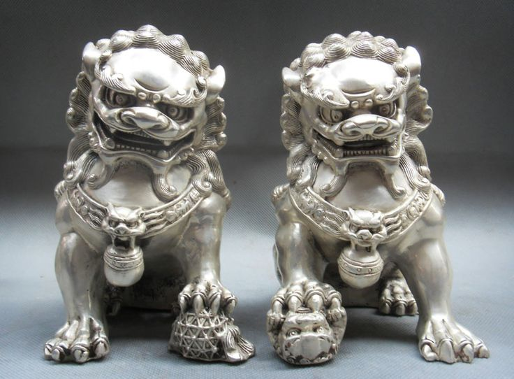 really cute foo dog tattoos   The Fu Dog or Foo Dog is a Chinese Imperial Guardian Lion.