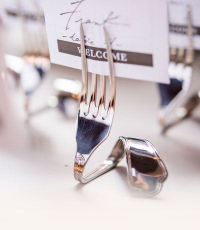 Place Card Holders. Shop Now! http://floridabride.weddingstar.com/reception/table-planning-accessories/wedding-place-card-holders