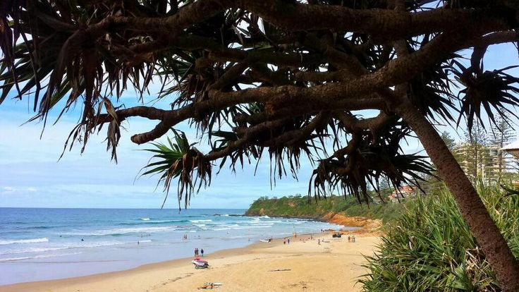 Coolum Beach. #ThisIsQueensland #SeeAustralia