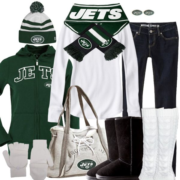 6df45a18a New York Jets Winter Fashion