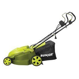 Sun Joe 12-Amp 16-In Deck Width Push Corded Electric Push Lawn Mower M