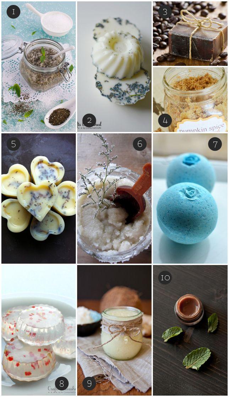 10 prodotti DIY per la bellezza