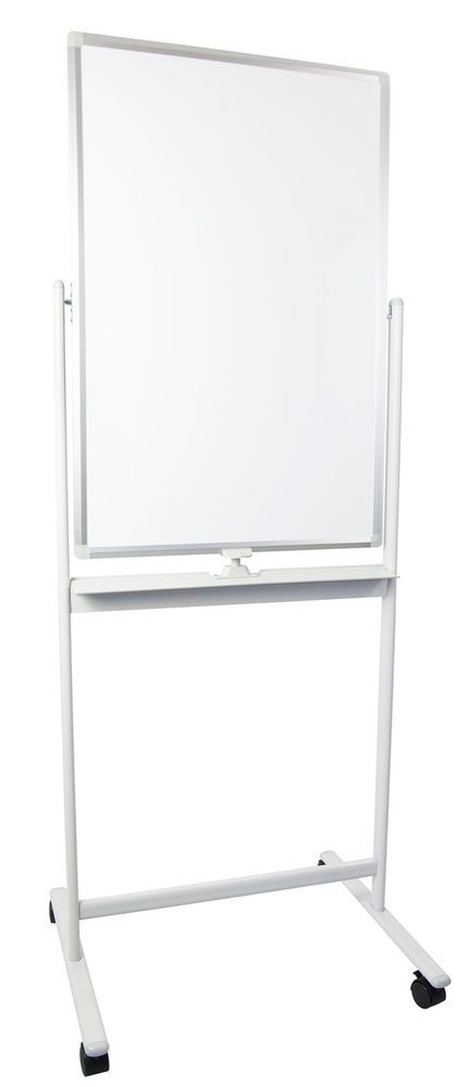 """VIVO Mobile Dry Erase Board 24"""" x 36"""" Magnetic / Double Sided Whiteboard Stand   Business & Industrial, Office, Presentation, A/V & Projectors   eBay!"""