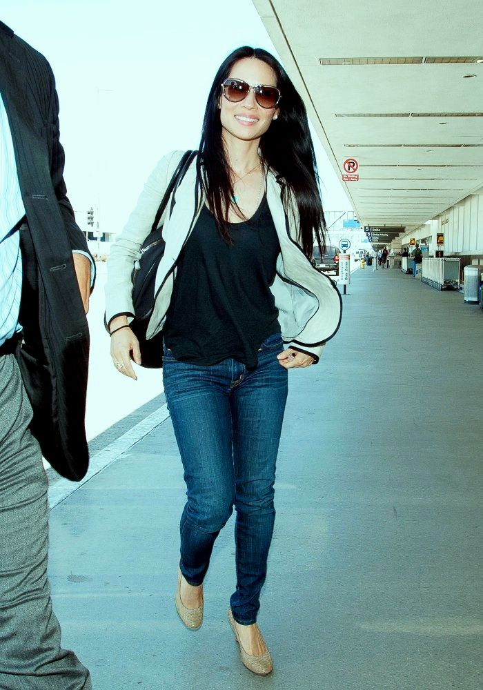 Lucy Liu Love Her Style My Style Pinterest More