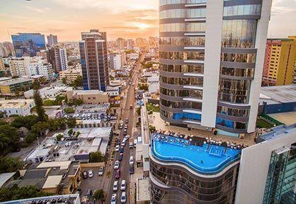 Hoteles Santo Domingo
