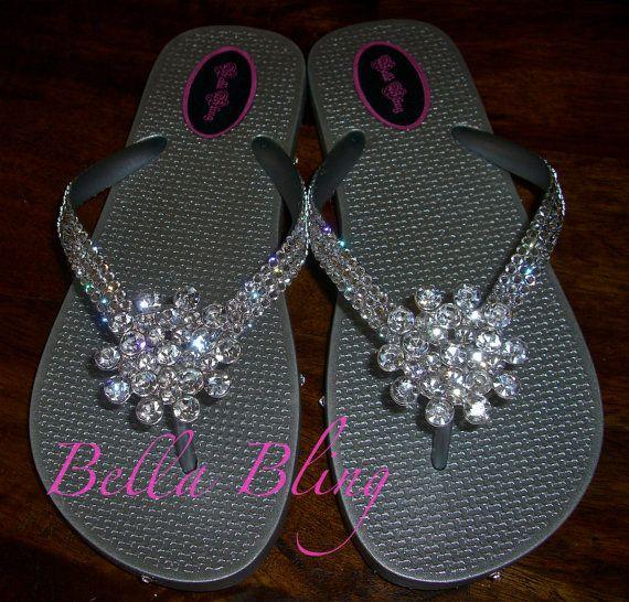 Bling!! for a beach wedding, Bridesmaids?