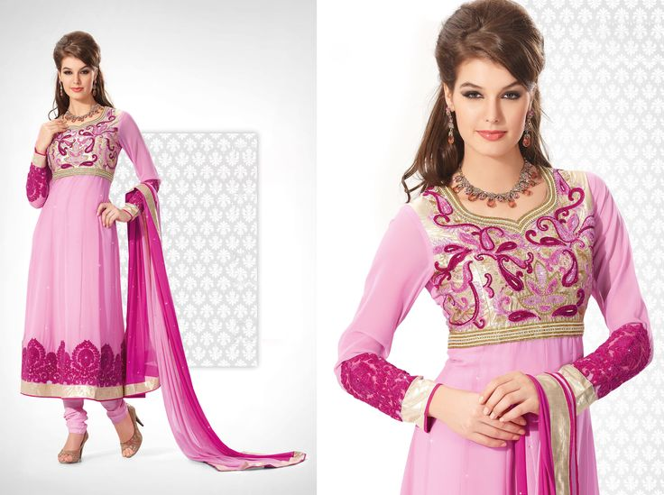 new patterns in salwar kameez - Google Search
