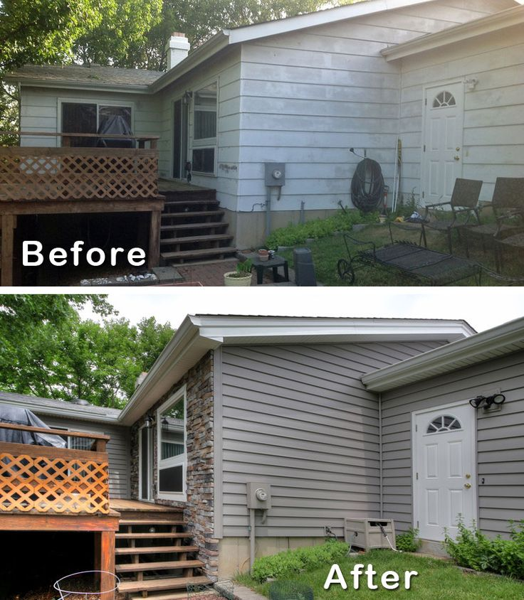 5 cosmetic updates make a huge difference 5 reasons to for Exterior updates for ranch style homes