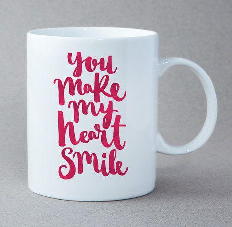 Mug - You make my heart smile