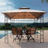 Belvedere Gazebo Replacement Canopy - RipLock 350