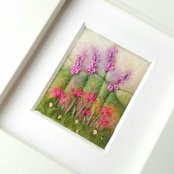 Check out this item in my Etsy shop https://www.etsy.com/uk/listing/513717483/felted-and-embroidered-landscape-with