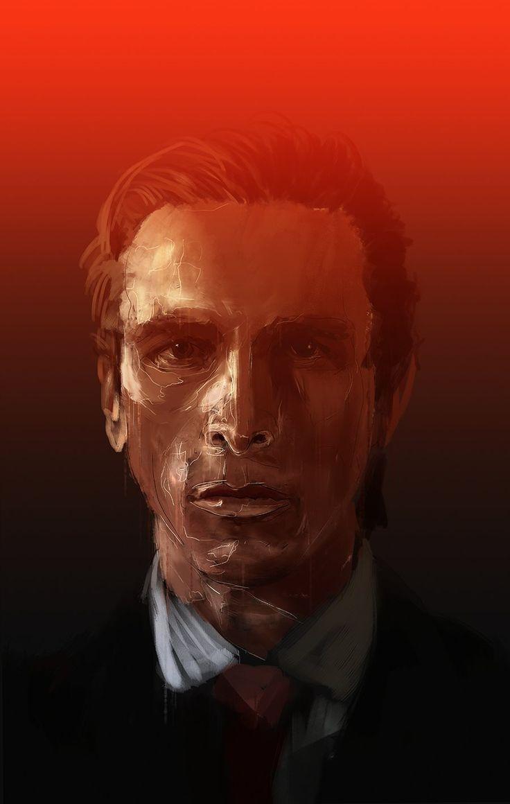 Christian Bale (Patrick Bateman)