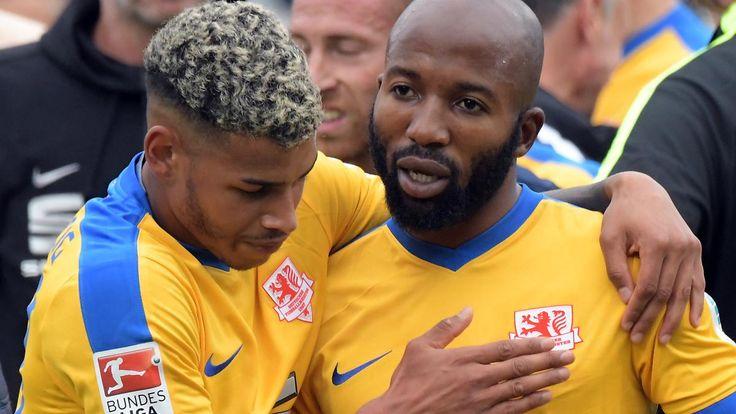 FCK und 1860 kriseln durch 2. Liga: Kumbela rettet Eintracht Braunschweig