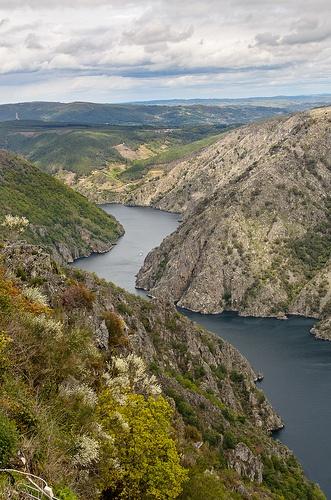 Cañón do Sil, Ribeira Sacra - Galicia, Spain