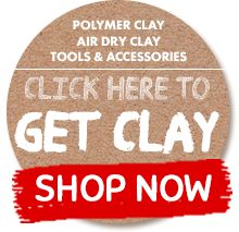 Clay art is definitely fun and exciting especially when you can create almost anything from a slab of clay. The difference between polymer clay and air dry clay are