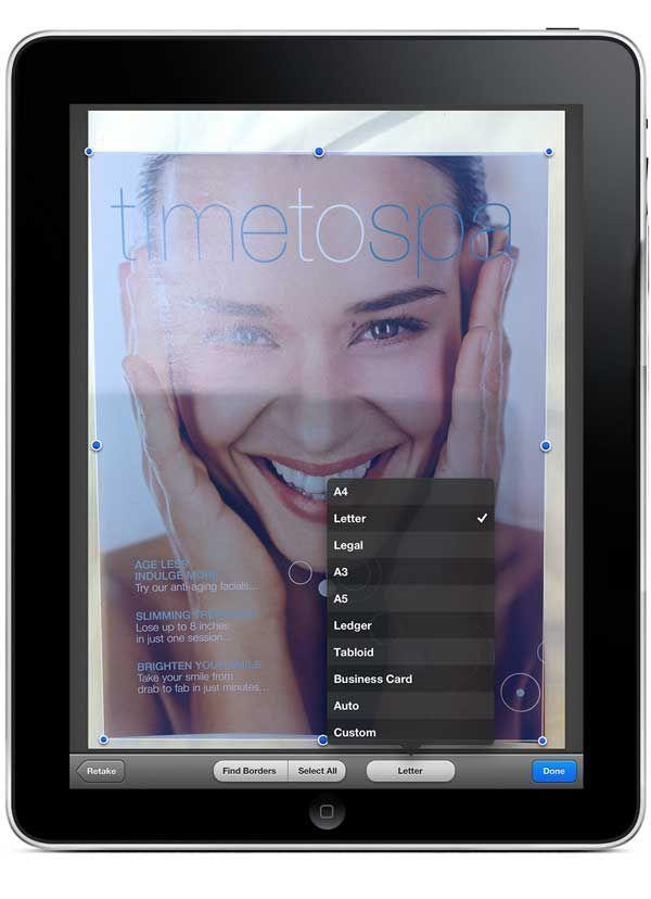 Scanner Pro goes iPad Native: Scanner Pro, Scanner App, Documents Scanner