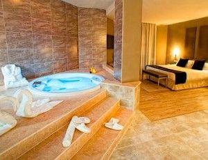 Valencia: suite con jacuzzi para 2