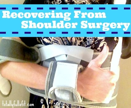Recovering From Shoulder Surgery