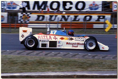 Kenny Acheson March RAM 01 F1 British GP 1983 Silverstone by Antsphoto, via Flickr