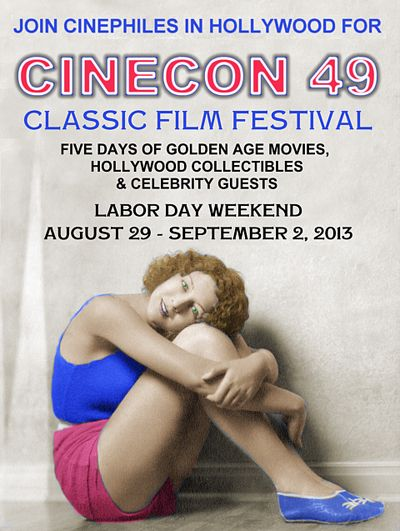 Reminisce on Your Favorite Classic Films at #CineconClassic Film