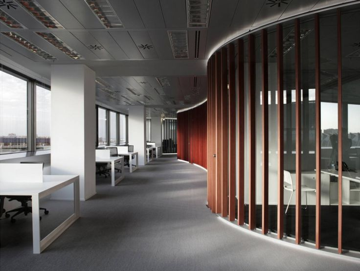 Noatum Headquarters / Girod+Anton Arquitectos #bafco #bafcointeriors Visit www.bafco.com for more interior inspirations.