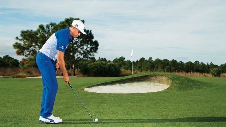 Rickie Fowler: How To Hit Wedges Tight From Any Distance - Golf Digest
