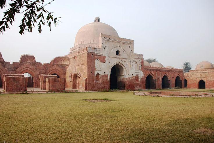 Kabuli Bagh Mosque, Panipat, Haryana