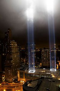 Tribute in Light - Wikipedia, the free encyclopedia