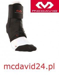 McDavid 195 Stabilizator Kostki Ankle Brace Straps