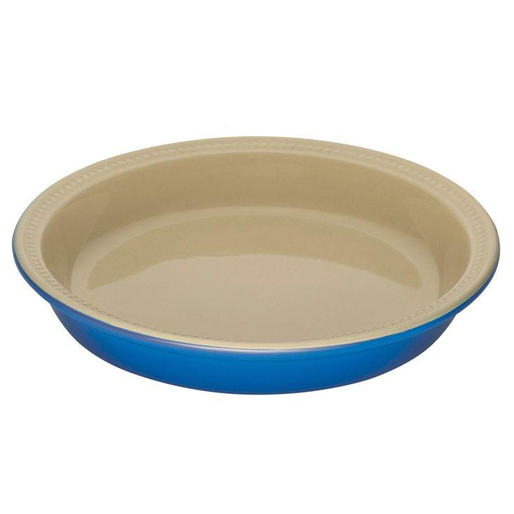 Le Creuset Pie Dish - Marseille Blue