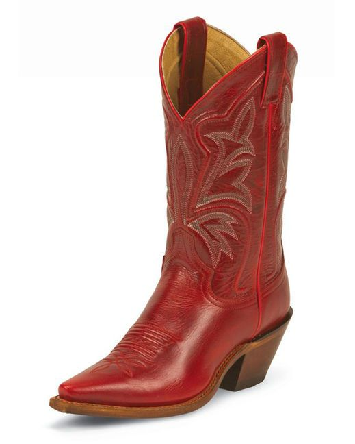 Excellent 5 Best Red Cowboy Boots For Women Of 2018 - Red Boots