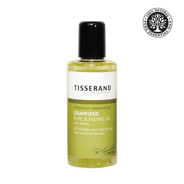 Tisserand %100 Saf ve Organik Üzüm Çekirdeği Yağı