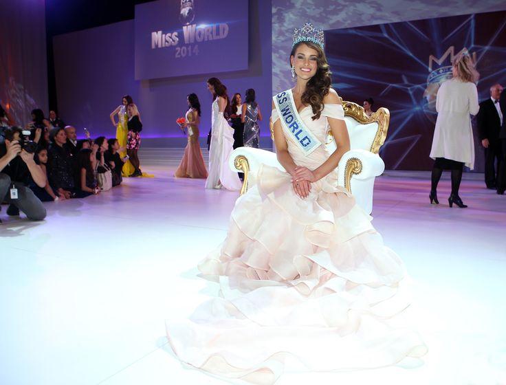 Una estudiante de Medicina sudafricana, elegida Miss Mundo 2014