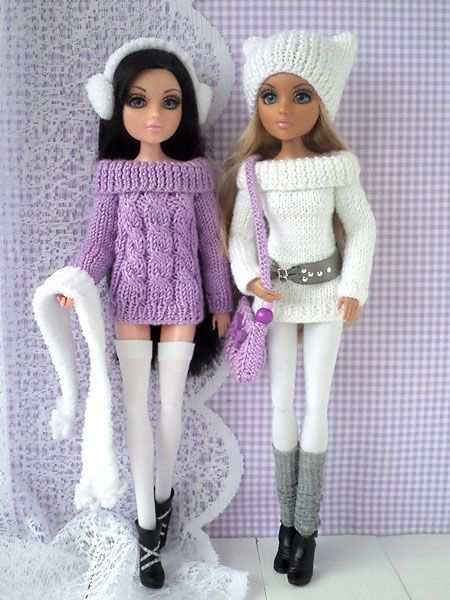 Кошечкины куклы: Знакомство