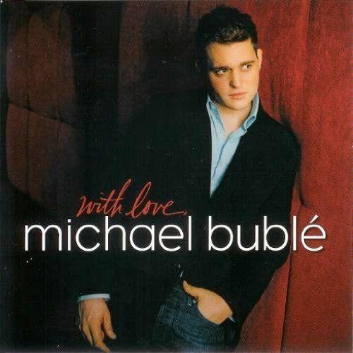 Michael Buble with Love - CD 2007 Hallmark / Reprise #ClassicalPopEasyListening