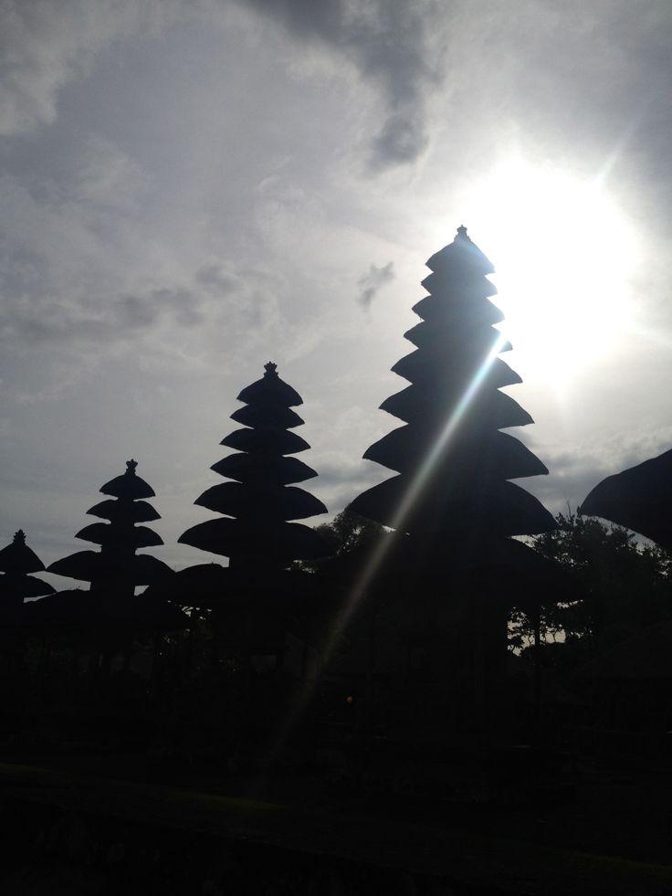 Pura Taman Ayun Mengwi (Royal Temple of Mengwi).