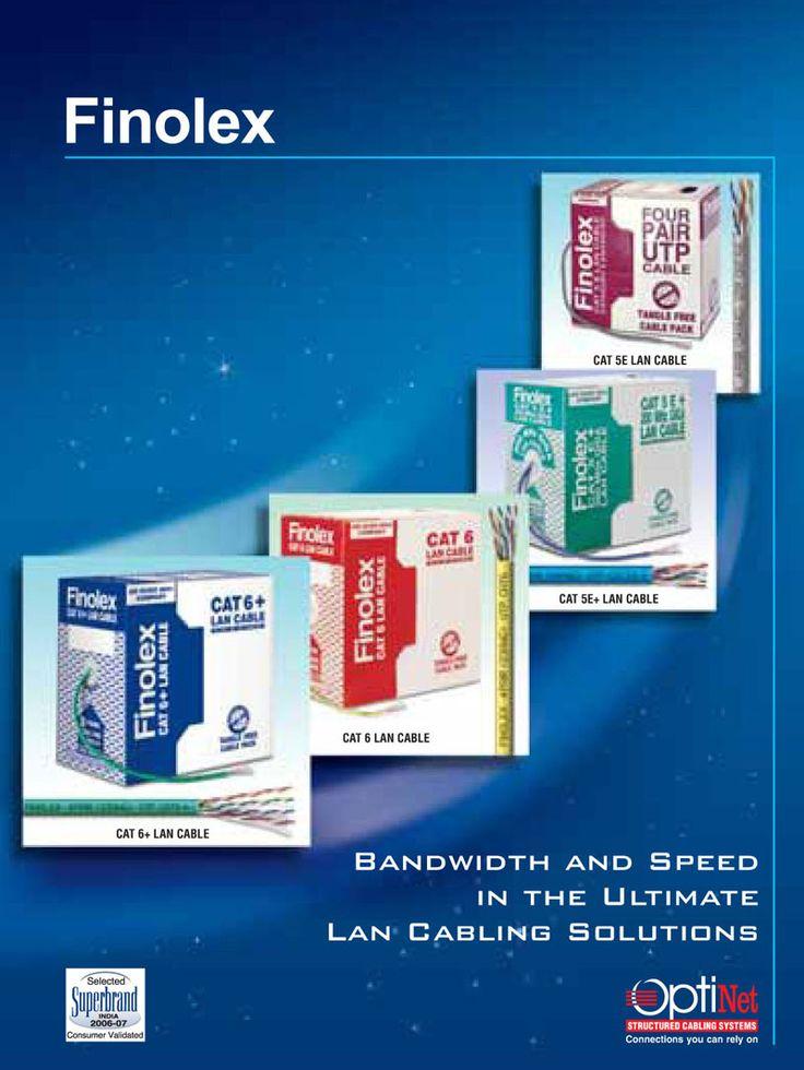 Finolex LAN Cables