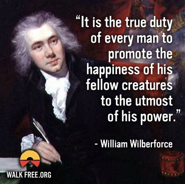 how important was william wilberforce to Fact 1 in 1785, william converted to become an evangelical christian fact 2 until the slave trade of 1807 was passed, wilberforce headed the campaign against slavery.