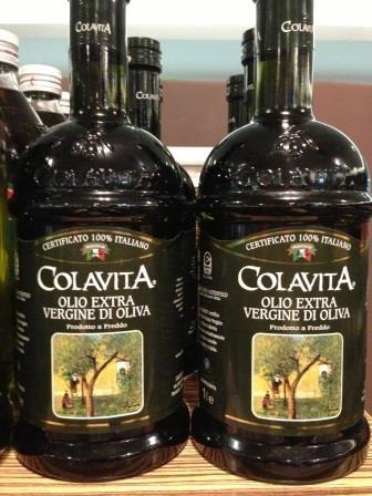 Aceite Colavita - Italiano