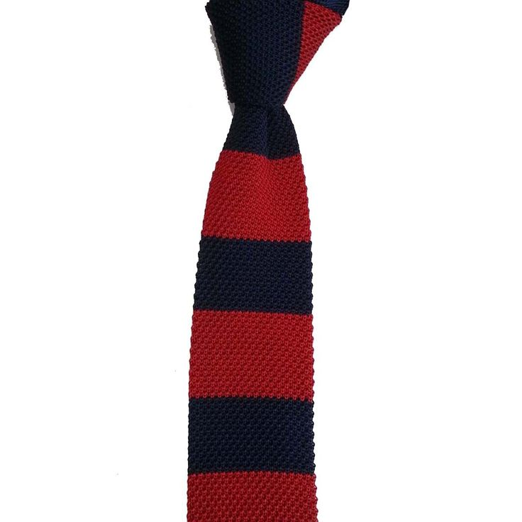 """#ebay Tommy Hilfiger Woven Red and Blue Stripes Slim tie 2"""" wide 58"""" long SKINNY tie Tommyhilfiger withing our EBAY store at  http://stores.ebay.com/esquirestore"""