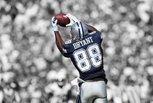 Dez Bryant came into this league four years ago out of Oklahoma State. He was selected with the 24th pick in the 2010 NFL draft by the Dallas Cowboys.