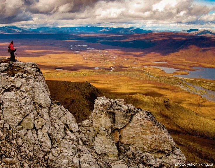 Tombstone Territorial Park, Yukon - Photo by Marko Marjanovic - Click through for story, hiking tips, and information.