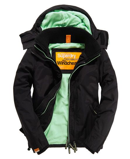 Superdry Arctic Windcheater - Women's Jackets & Coats